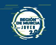 logo color clarito Región de Murcia Joven 2.0